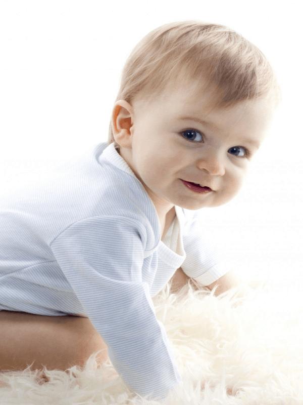 Lingerie ou sous-vêtements sous vetement pour bébé 100% coton Crin Blanc Algérie