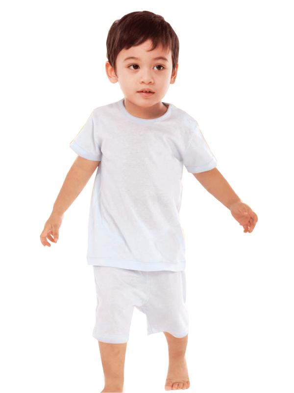 sous-vêtements ou lingerie pour enfant 100% coton de marque Crin Blanc Algérie